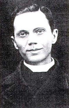 Santos, Beatos, Veneráveis e Servos de Deus: Beato Eduardo Poppe, Presbítero.