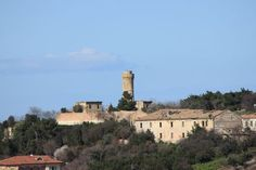 Abncona, Marche, Italy- Vecchio Faro old lighthouse Photo by Celo Risi