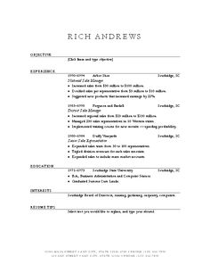 College Student Resume Example Sample Job Pinterest For With