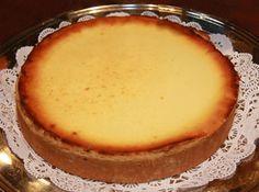 Ginger Habanero Cheesecake
