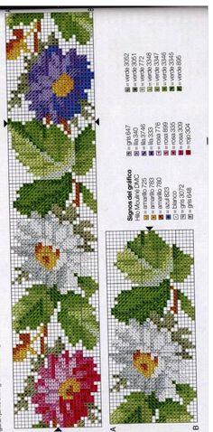 Cross Stitch Letters, Cross Stitch Bookmarks, Cross Stitch Rose, Cross Stitch Borders, Cross Stitch Baby, Cross Stitch Flowers, Cross Stitch Designs, Cross Stitching, Cross Stitch Embroidery