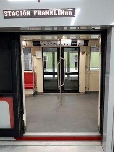 #Linea #6 #Estacion #Metro #Franklin