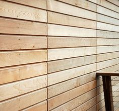 Image result for hemlock wood clad wall
