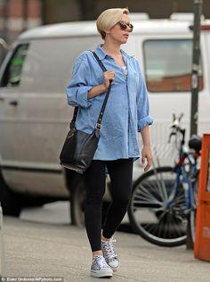 scarlett johansson pregnant  Grossesse - maternité - stylethebump - pregnancy style - maternity style - pregnant - enceinte - mum to be