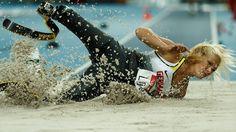 Neuer Weltrekord im Weitsprung: Deutsche Paralympioniken feiern Golddreier