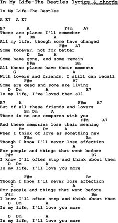 Woman in my life lyrics