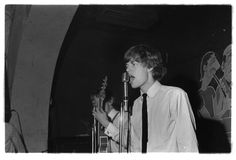 Mick Jagger at the Eel Pie Island Hotel Copyright Mike Peters Photography