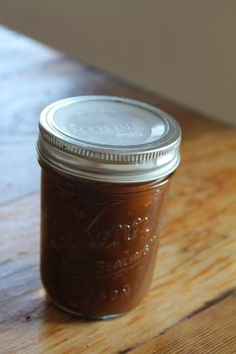 Tomato-Free BBQ Sauce