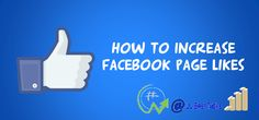 How To Increase Likes On Facebook Pages