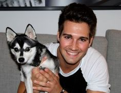 Nickelodeon's Furtastic Big Time Rush Star, James Maslow Is Making Music for Dog's Ears!