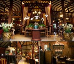 Biku Restaurant, Bali : one of many place in Bali that i must visit