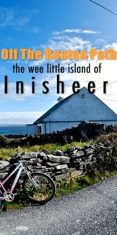 Looking for some off beat travel options? Inisheer, the smallest of the Aran Islands, is about as off the beaten path as it gets!