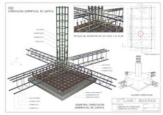 Steel Frame Construction, Construction Drawings, Construction Design, Civil Engineering Design, Civil Engineering Construction, Building Systems, Building Structure, Concrete Footings, Concrete Formwork