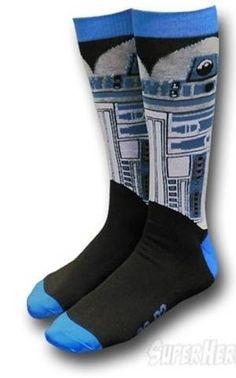 R2D2 socks - Boing Boing