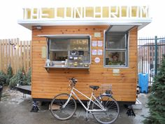 Ann Arbor Vegetarian: A tour of ethical eats leads to a great list of vegetarian restaurants in Hot Dog Cart, Kiosk Design, Lunch Room, Food Stall, Vegan Restaurants, Go Blue, Ann Arbor, Cafe Bar, Michigan