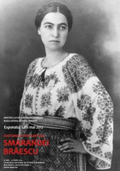 Smaranda Braescu, a true role model and parachuting and aviation record holder from Romania. She wore the RomanianBlouse in the air and at all ceremonies she was honored at. Mexican Costume, Folk Costume, Costumes, Embroidered Clothes, Embroidered Tunic, Romanian Girls, Folk Embroidery, Embroidery Ideas, Badass Women