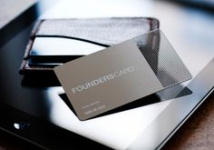 Founders Card: The Black Card for Entrepreneurs and Innovators