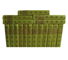This is a lovely set of antique French classical volumes that would fit…