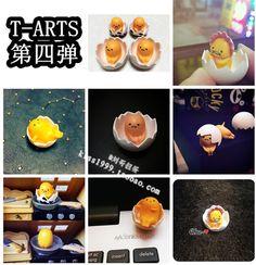 ★劉哥扭蛋★T-ARTS 最新上市懶懶蛋 蛋黃君孵化 破殼篇 扭蛋-淘寶台灣,萬能的淘寶
