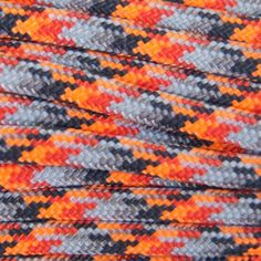 Mr Paracord - Lava 550 Paracord Cord and Parachute Cord, $6.00 (http://www.mrparacord.com/lava-550-paracord)