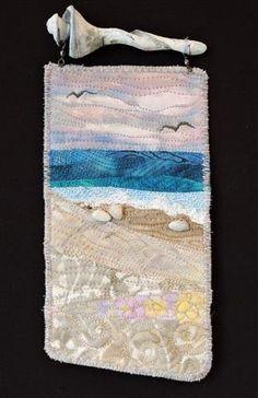 Beach Series #11 by Eileen Williams