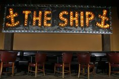 Ink magazine ‏- Restored 1930s KC lounge The Ship goes public again in West Bottoms.