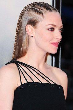 Braided Hairstyles Amanda Seyfried - Saç Örgü Modelleri