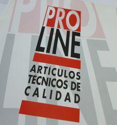 Diseñamos el producto textil que necesita tu empresa! Solicita más información sin ningún compromiso! Visítanos en www.prolineweb.es