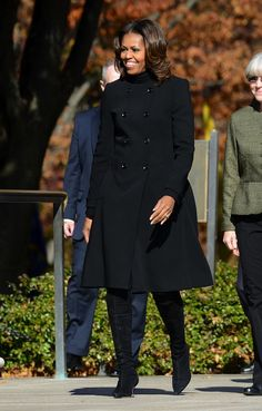 This jacket is..... Mrs.O - Follow the Fashion and Style of First Lady Michelle Obama