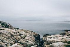 Marina, Rocas, Formaciones Rocosas