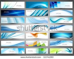 Find abstract Various 21 colorful header set collection vector design stock vectors and royalty free photos in HD. Explore millions of stock photos, images, illustrations, and vectors in the Shutterstock creative collection. Free Vector Graphics, Free Vector Art, Header Banner, Banners, Digital Banner, Vintage Banner, Header Design, Best Banner, Letterhead Design