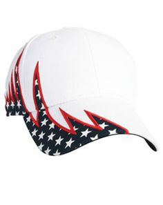 40fe4b64fd0 Add your design to this American Spirit Racing Cap for as low as  15.99 ea.  LogoSportswear