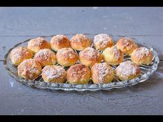 Plněné svatební vdolečky Ludmily Černé - YouTube Sweet Bar, Pretzel Bites, Treats, Make It Yourself, Breakfast, Ethnic Recipes, Food, Youtube, Kitchens