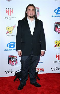 Chumlee of pawn stars celebrity sneaker watch for Pawn shops that buy wedding dresses