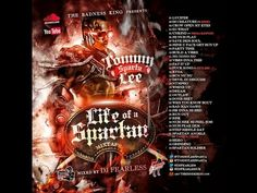 Tommy Lee Sparta - Life Of A Spartan DanceHall Mixtape 2015