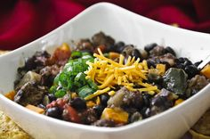 Gojee - Crock Pot Bison Chili Recipe  by My Man's Belly