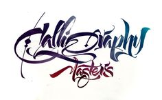 Caligraphy Masters