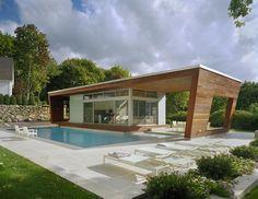 Um sodo super moderno!   Haus Zen Houses Pool Designs on zen pool deck, zen pool book, minimalist pool design, zen pool comics,
