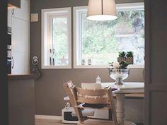 Fin fargepalett i hele huset - gjennomført og flott! Celine, Windows, Ramen, Window