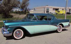 1957 Buick Roadmaster Two-Door Riviera