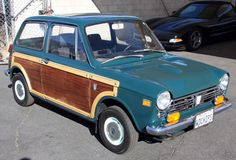 1971 Honda N600 Maintenance of old vehicles: the material for new cogs/casters/gears could be cast polyamide which I (Cast polyamide) can produce