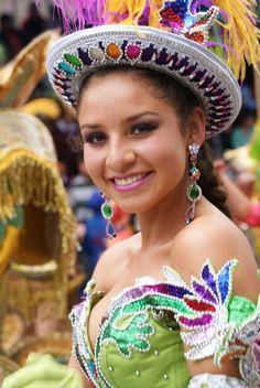 Carnaval de Oruro, Bolivia. Danza Morenada