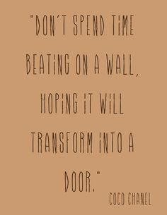 mmm .. exactly!  If someone puts a wall up there's only so much you can do to try to break through .. if it doesn't work then it's time to move on.