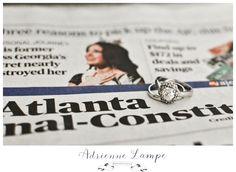 Alan and Kristen, Magnolia Hall Piedmont Park, Atlanta, GA Wedding | Adrienne Lampe Photography