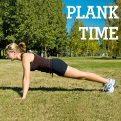 Tone Your Entire Body With the Plank : The plank is one of the best multitasking moves to work your abs, your arms, and your back all at once. If you vary the basic plank, youll have a whole slew of different exercises to target every inch of your body. Here are eight variations to bring about a stronger, more toned you.