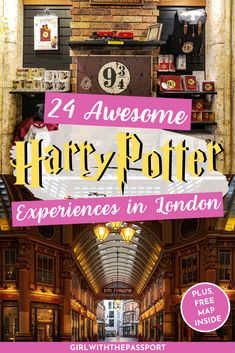 24 Astounding Harry Potter Things to do in London! London Guide, London Tours, London Travel, Europe Travel Guide, Travel Guides, Travel Tips, Harry Potter Filming Locations, Harry Potter London, London Pictures