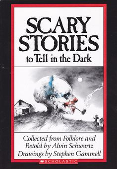 Scary Stories (series) by Alvin Schwartz Schwartz's first volume of spooky folklore and grisly urban legend, complete with haunting illustrations by Stephen Gemmell, was first published in 1981. Banned Reasons: Unsuited for age group, violence