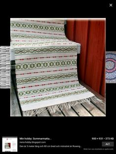Woven Rug, Irene, Geometry, Projects To Try, Weaving, Tapestry, Rag Rugs, Quilts, Blanket