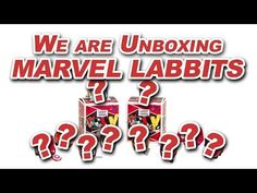 Marvel Labbit – LWWB Show Episode 4 | Look What We Bought | LWWB Show | LWWBshow | We are opening 2 of the Marvel Labbit Series 1 blind boxes from Kidrobot. These are classic Marvel characters reimagined as bunny rabbits. There are 10 possible figures including Deadpool, Dr Octopus, Dr Doom, Punisher, Wolverine, Venom, Red Skull, Loki, Galactus, and Ghost Rider.
