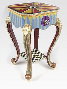 MacKenzie-Childs Epaulette Table #Saks #givesaks